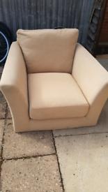 Arm chair M&S FREE