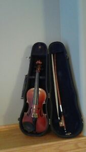 Very Small Child Fiddle
