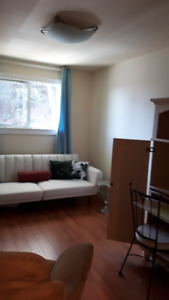 AVAIL.OCT.8 FURNISHED ROOM BY BEACH, NIC CAMPBELL RIVER,$600