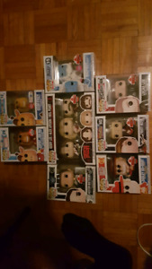 Funko sdcc fan expo chase pops