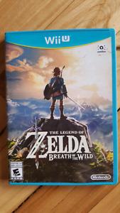 Rechercher - Zelda BOTW sur WiiU