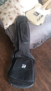 Baracuda Electric Guitar and Case