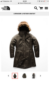Manteau North face femme neuf taille XL