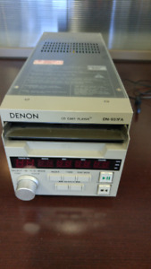 DENON DN-951FA CD Cart Player