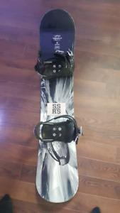 Planche à neige Lamar 142cm