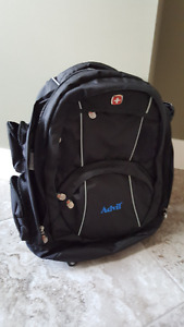 New Swiss Army Multi Pocket Laptop Back Pack Price reduced