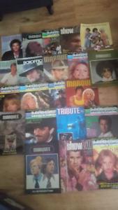 Film Magazines      `77 to`86
