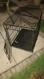 dog cage crate 18 x 24 x 21 or best offer