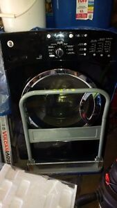 GE 3.8 cu ft front load washer