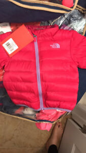 Brand new * North face fall/thin winter jacket 18-24 months