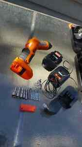 Swivel Head Power Drill - Garage Sale Oct 2