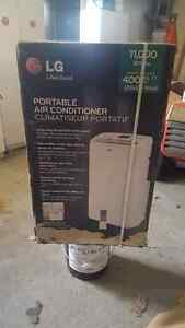 Lg portable air conditioner London Ontario image 2
