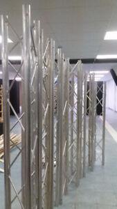 Pont Lumière Lighting Truss p. projecteurs scéniques Line Array
