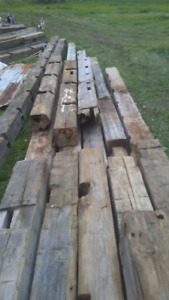 SALE ON  4x4 BRACES AND 50% OFF LARGE BEAMS