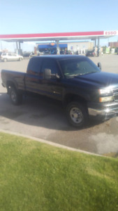 2006 Chevrolete 2500 HD 4x4