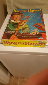Vintage (1969) Hang On Harvey Game By Ideal