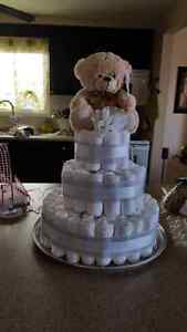 Diaper cakes  Kitchener / Waterloo Kitchener Area image 4