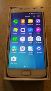 Samsung Galaxy s6 32gb unlock like a brand new