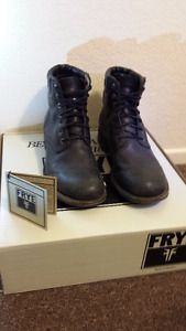2 pair of FRYE botts.  $100.00 each pair!