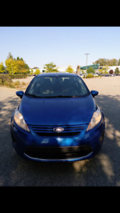 2011 Ford fiesta sedan for sale $4950 firm!