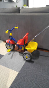 Kettler Tricycle- Almost new!