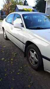 2003 Chevrolet Impala Hatchback
