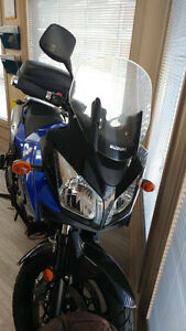 2006 Suzuki V-Storm DL 650 Mint Condition