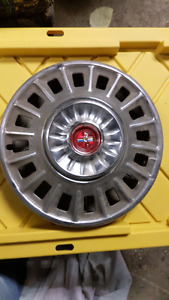 WANTED 68 Mustang wheel covers