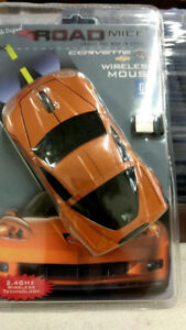 Wireless ''Car'' mouse for computer brand new $13.00
