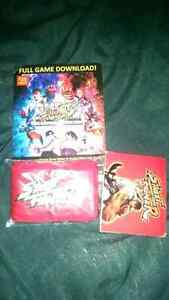 Street fighters game code with collectable headband