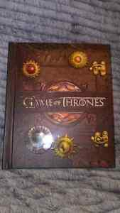 Game of Thrones Pop Up Book of Westeros  Prince George British Columbia image 3