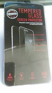 Tempered glass screen protector for iPhone 5s / 5c St. John's Newfoundland image 1