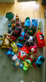 Toys very good condition