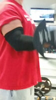 Protect Against Elbow & Arm Injuries With Compression Sleeves$15