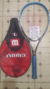 Top Brand Name Tennis Racquets. Light Wt. New Condition