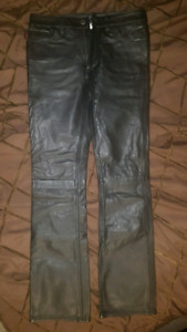 Indian Motorcycle Leather Pants