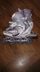 Patin rollerblade pour femme