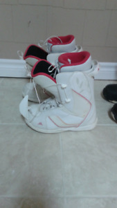 Snowboard Boots Womens K2 Size 8