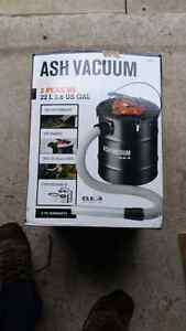 Ash vaccuum cleaner perfect for cleaning wood and pellet stove Peterborough Peterborough Area image 2