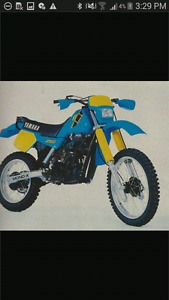 Looking for an 80s yamaha IT250 carb