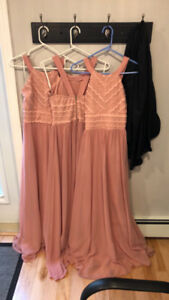 Formal/bridesmaid dresses
