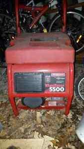 Génératrice 5500 w