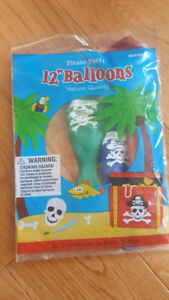 Pirate Themed Balloons