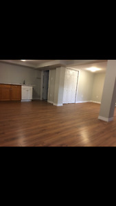 BRAND NEW GROUND FLOOR ONE BEDROOM APARTMENT AVAILABLE JULY 1RST
