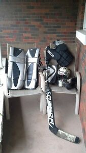 Road Hockey Equipment