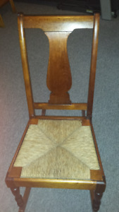 Antique Small Adult/Youth Rocking Chair