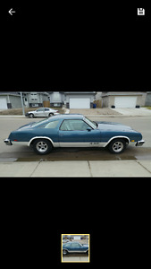 1977 olds 442
