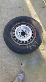 VW crafter wheel,, mobile number 07799036937