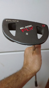 GOLIATH BLACKFLY 2  PUTTER