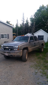 2006 duramax  trade for side x side or 4 wheeler